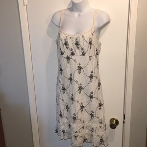 Women's Jrs summer dress, juniors size 9